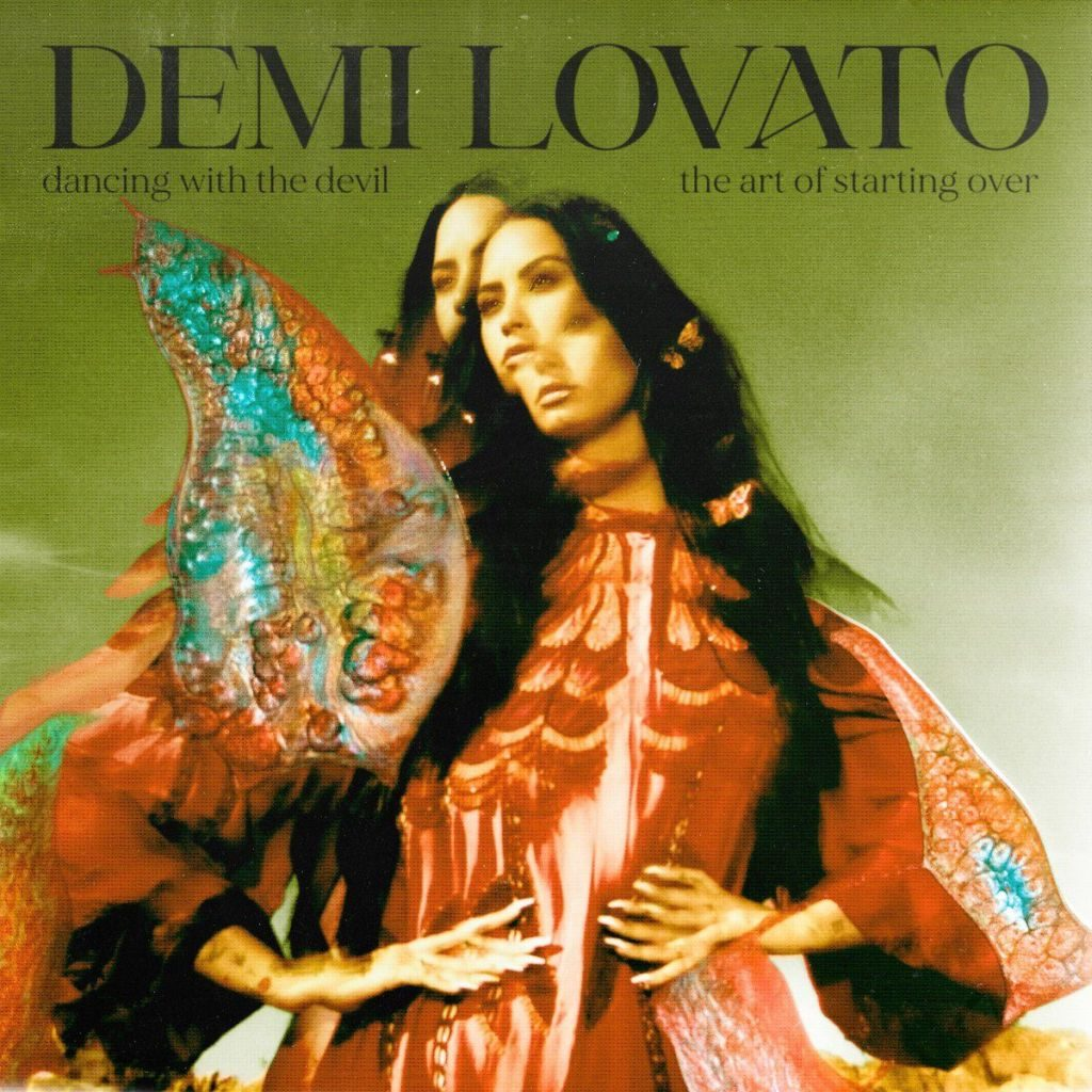 Demi Lovato Dancing With the Devil dokument na YouTube