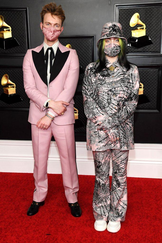 jak wyglądały Grammy 2021