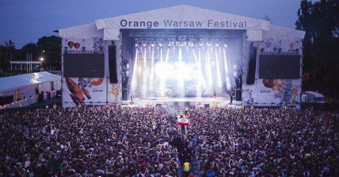 Orange Warsaw Festival również nie w tym roku