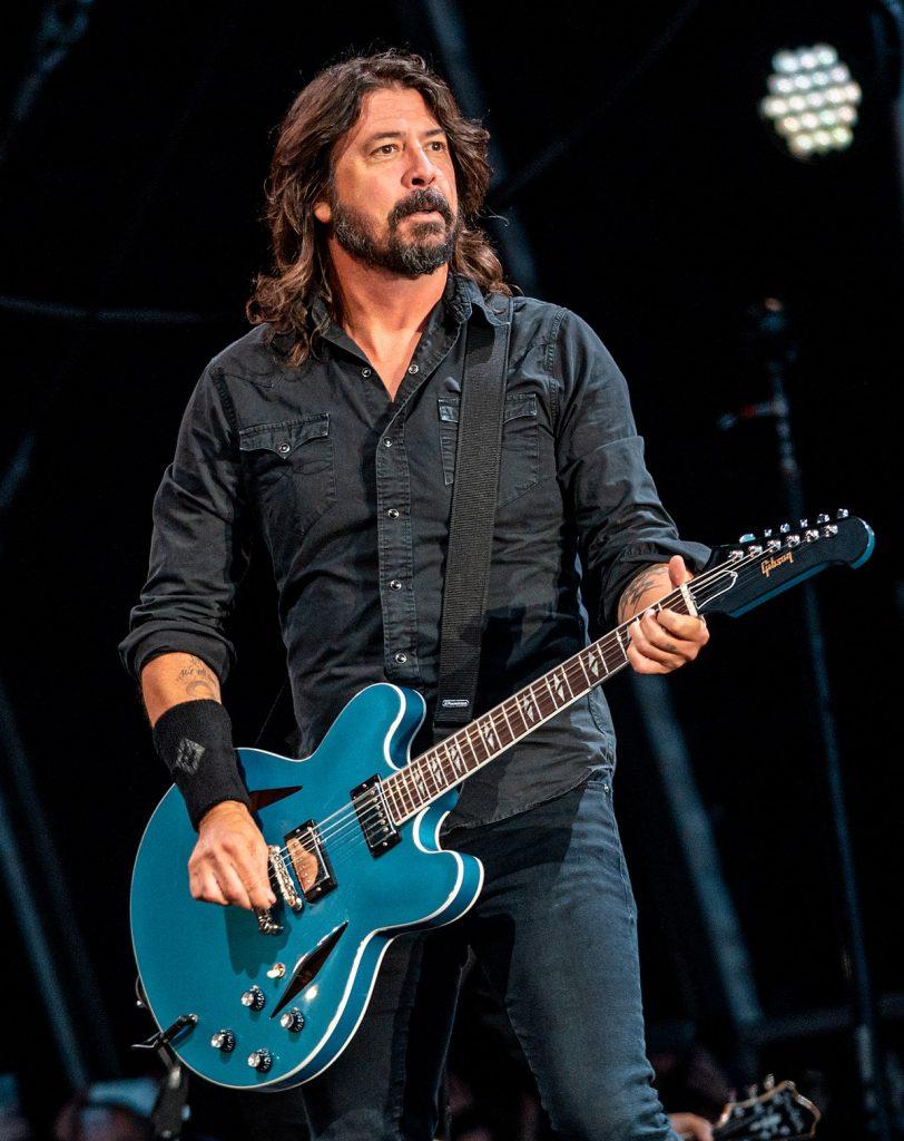 Dave Grohl z Foo Fighters wydaje książkę The Storyteller