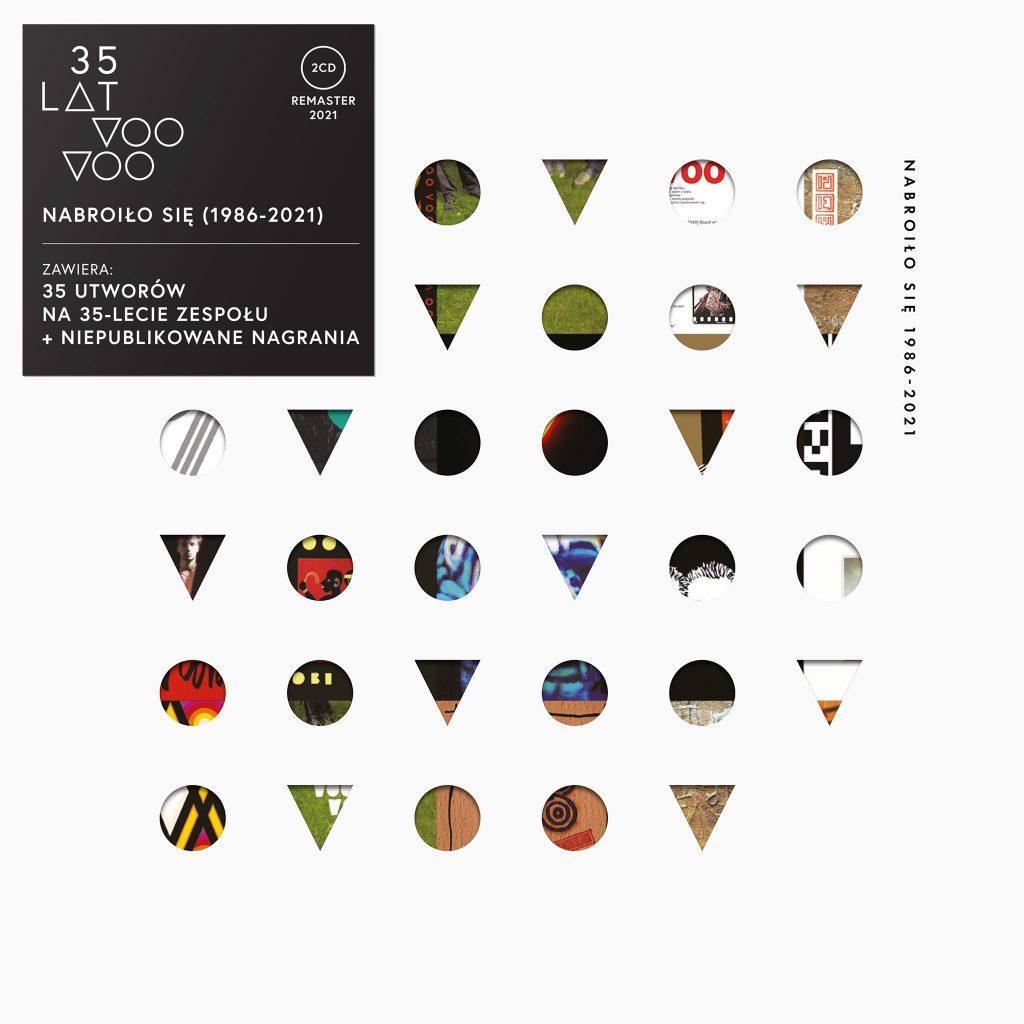 voo voo 35 lat album nabroiło się koncerty