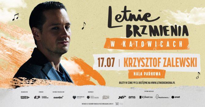 Letnie Brzmienia w Hali Parkowej: Krzysztof Zalewski