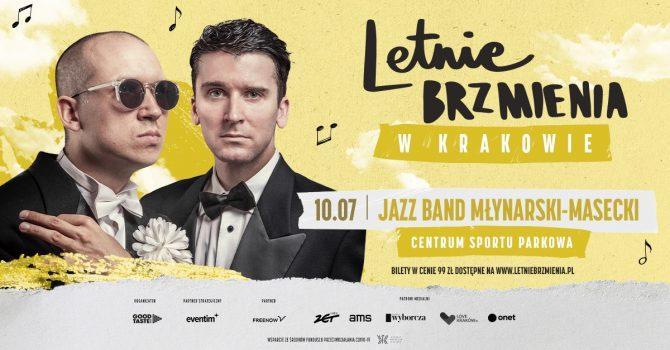 Letnie Brzmienia w Centrum Sportu Parkowa: Jazz Band Młynarski-Masecki