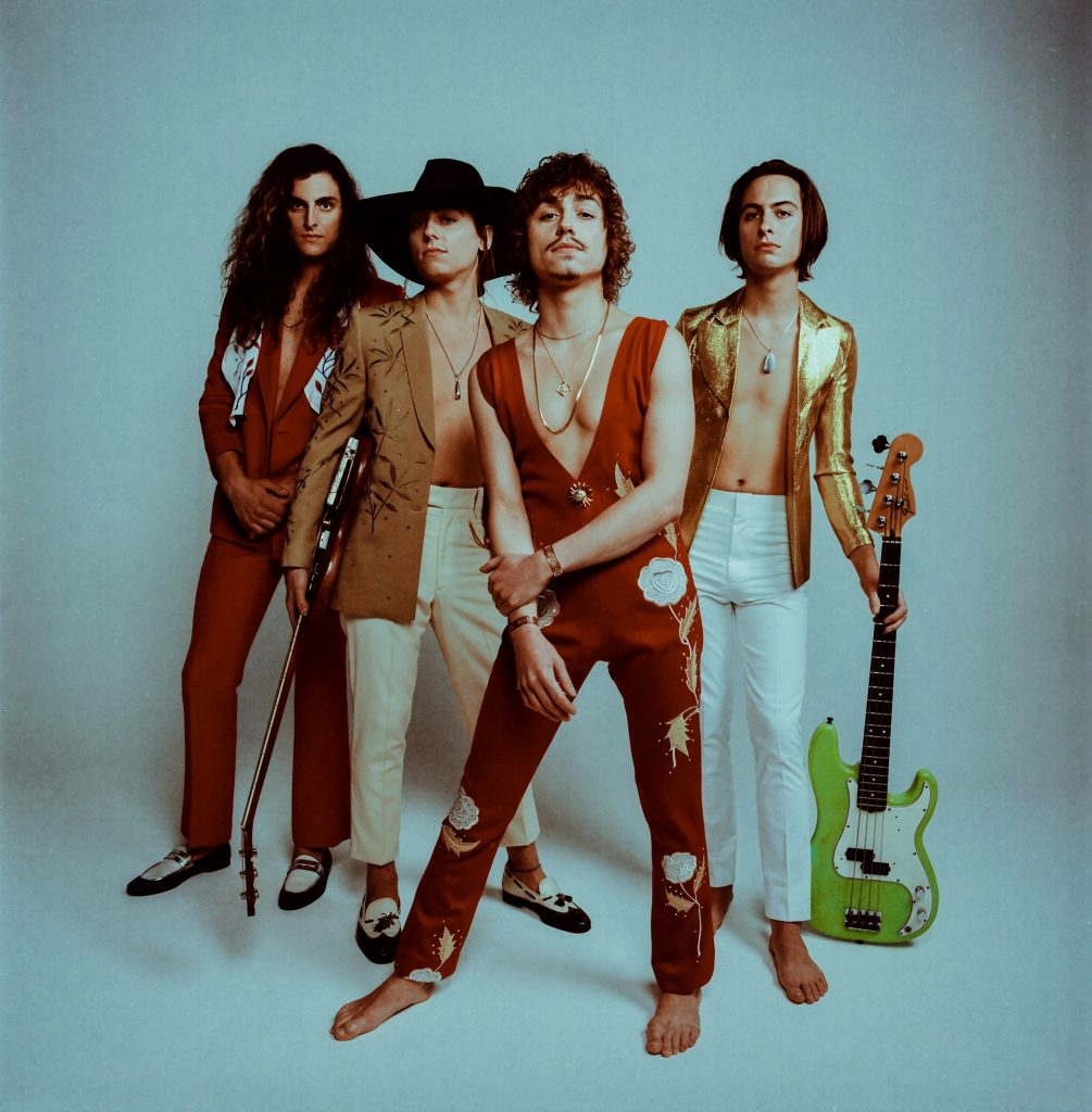 Greta van Fleet premiera The Battle at Garden's Gate