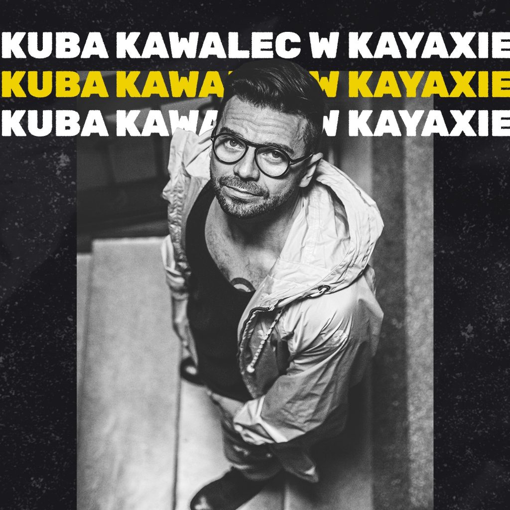 Kuba Kawalec singiel Zdechła solo