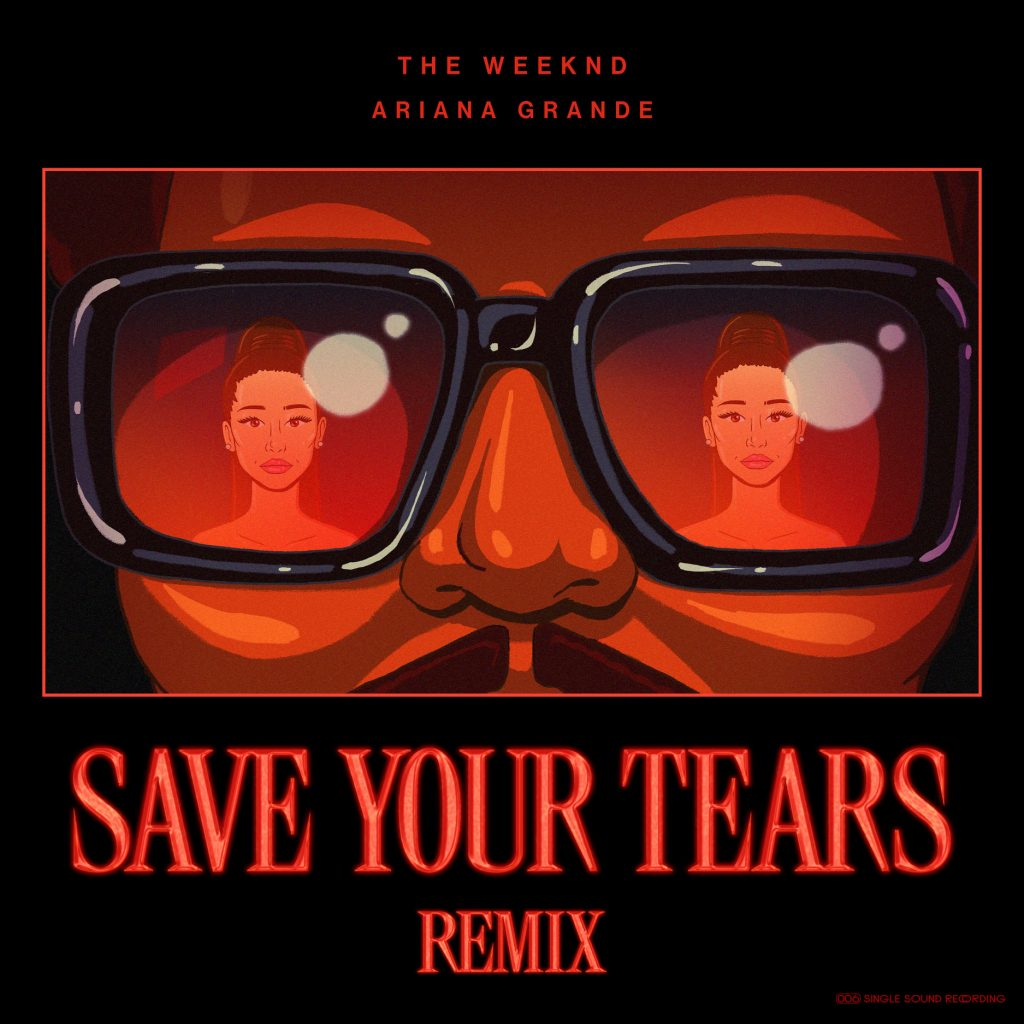 The Weeknd Ariana Grande Save Your Teras Remix