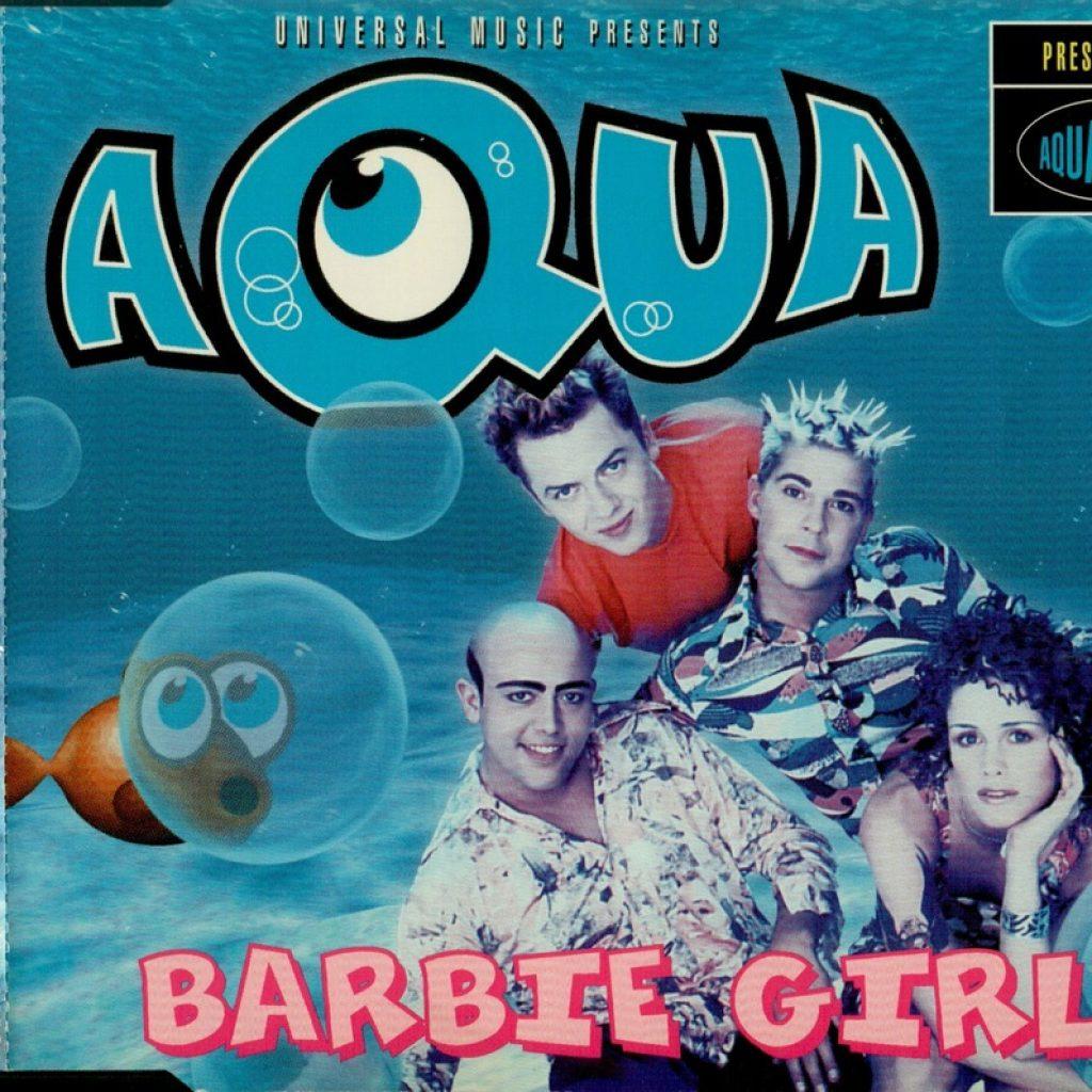 AQUA Barbie Girl w 2021 roku