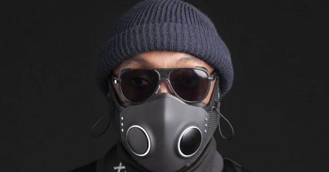 Will.i.am wypuszcza futurystyczne maski na twarz