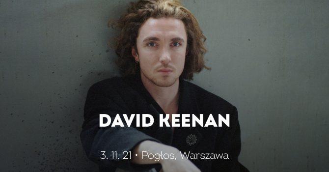 David Keenan | Warszawa