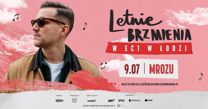 Letnie Brzmienia w EC1 w Łodzi: MROZU