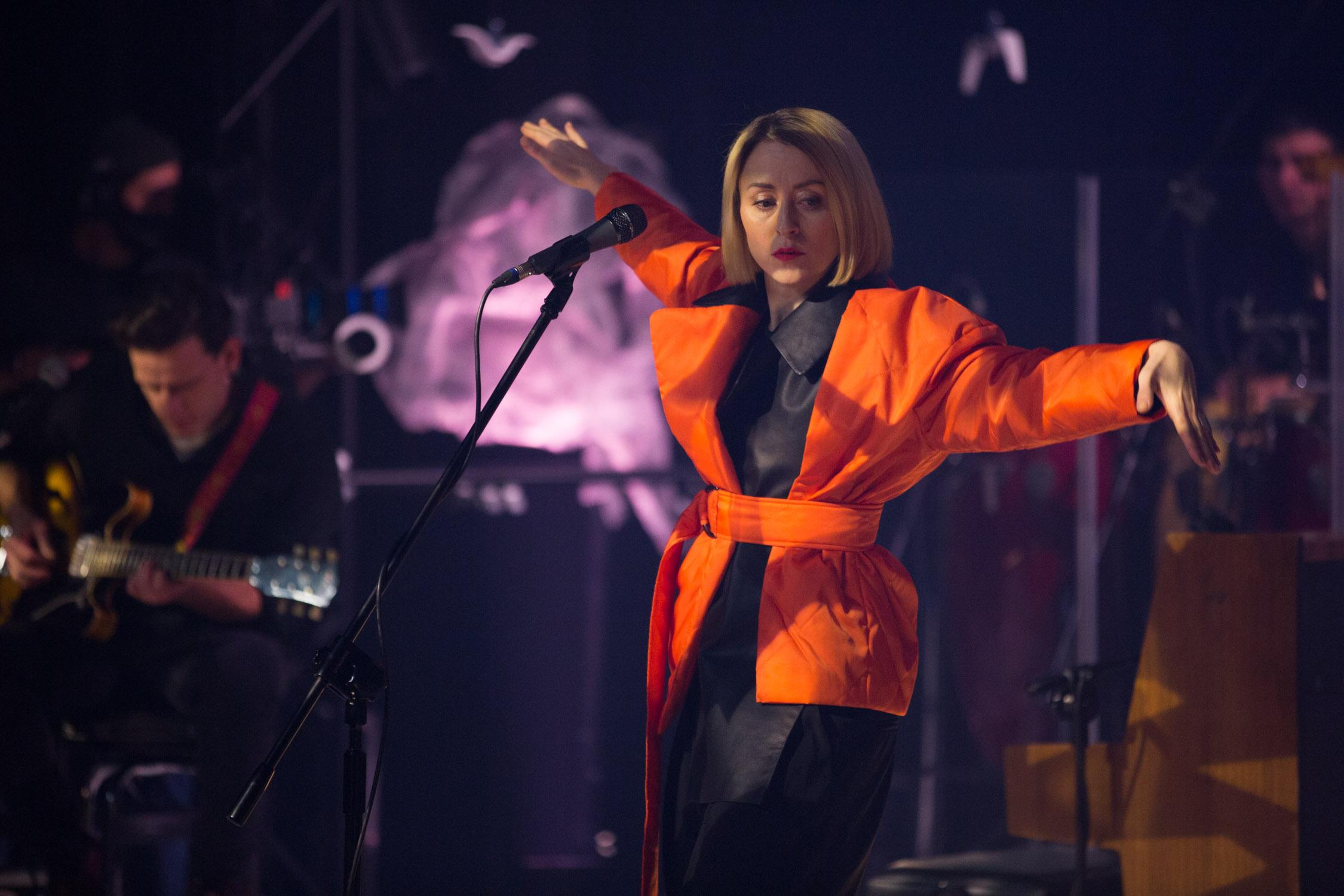 Natalia Przybysz - Fot. Barbara Wadach