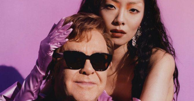 Rina Sawayama i Elton John śpiewają razem o rodzinie, którą sami wybrali