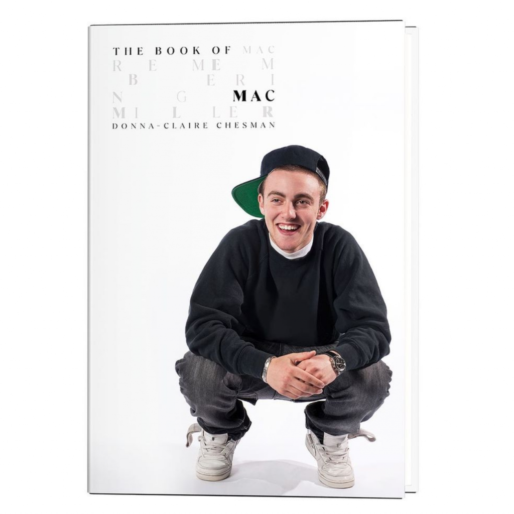 The Book Of Mac Donna Claire Chesman Mac Miller