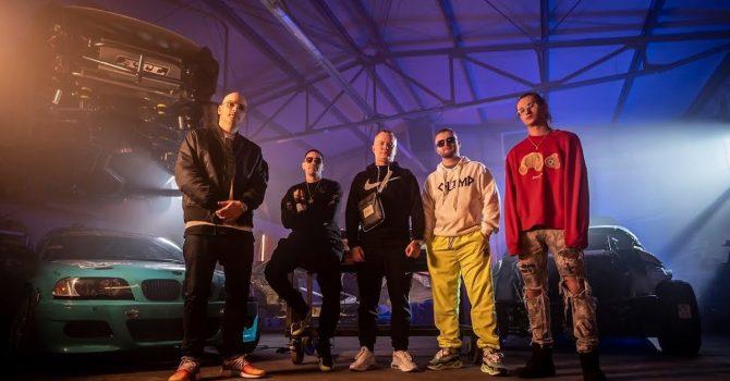 Chris Carson i DJ Soina z pierwszym wspólnym singlem. Paluch, Young Igi i Koldi też tu są