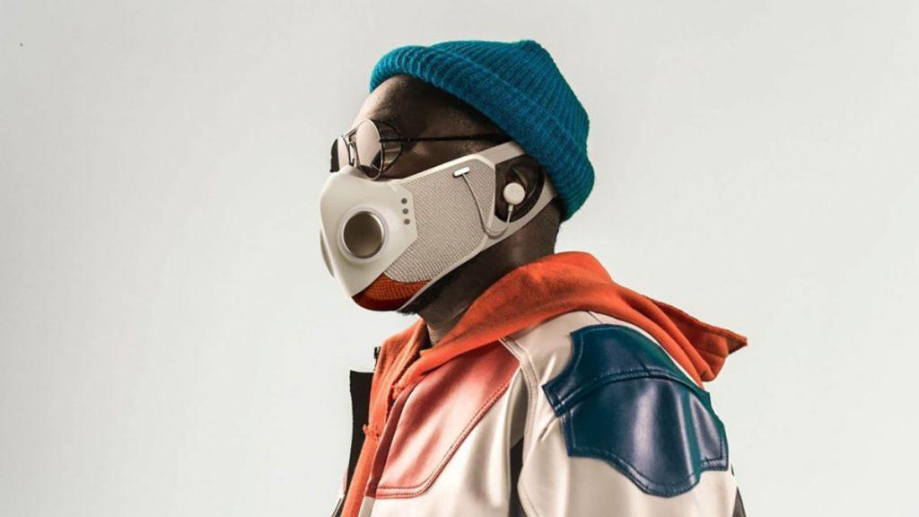 Will i.am zaawansowane technologiczne maski na twarz