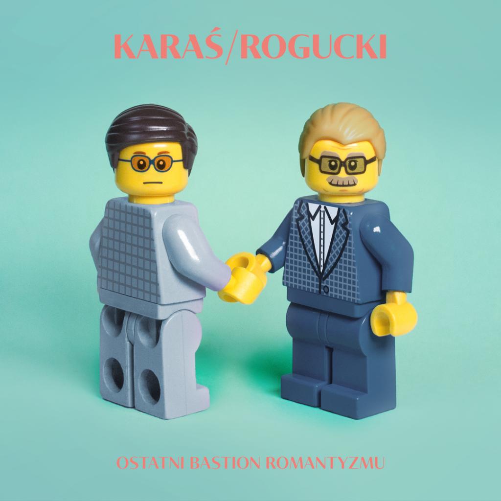 Karaś/Rogucki Męskie Granie 2020 LEGO okładki albumów instagram