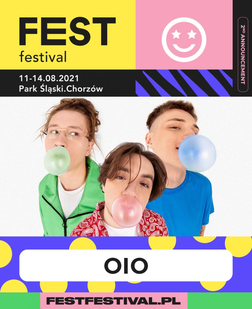 OIO na FEST Festival 2021
