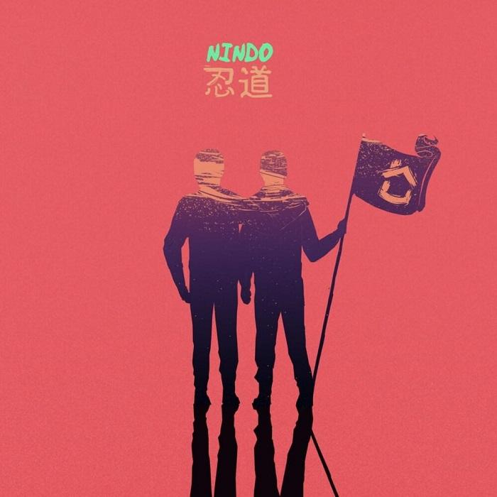 OsaKa okładka albumu NINDO