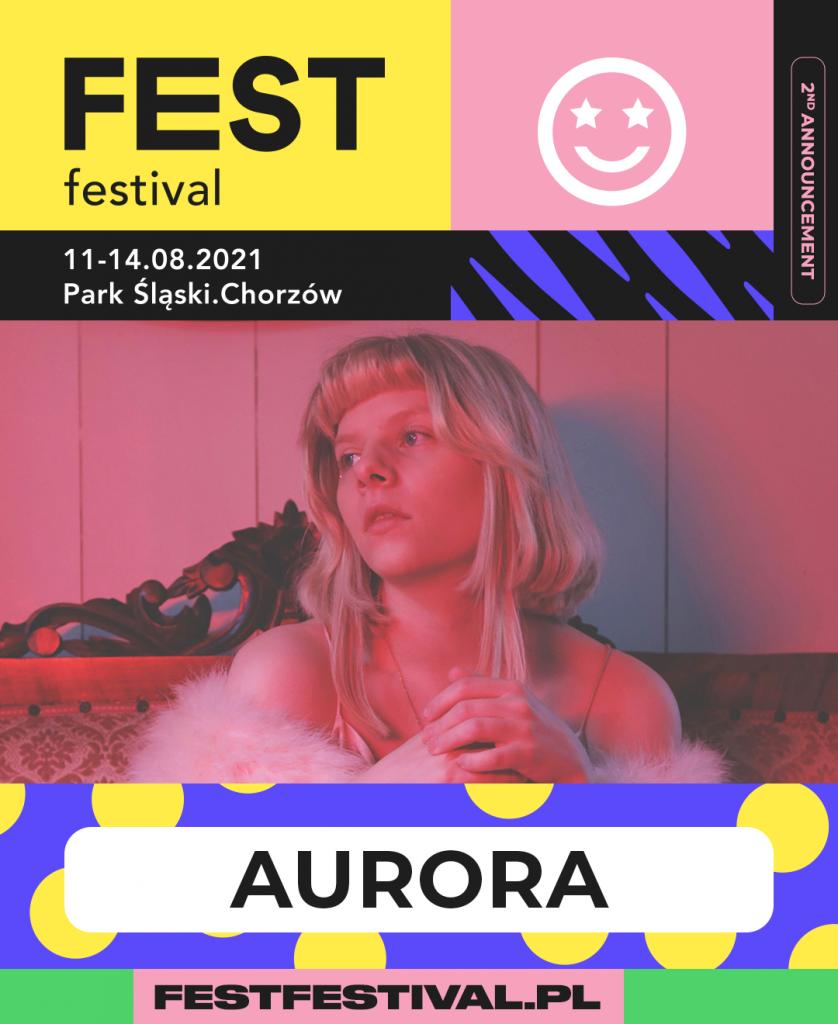 AURORA na FEST Festival 2021