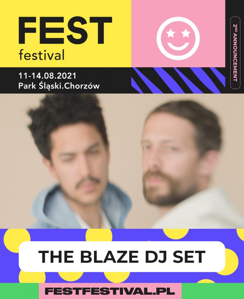 The Blaze na FEST Festival 2021