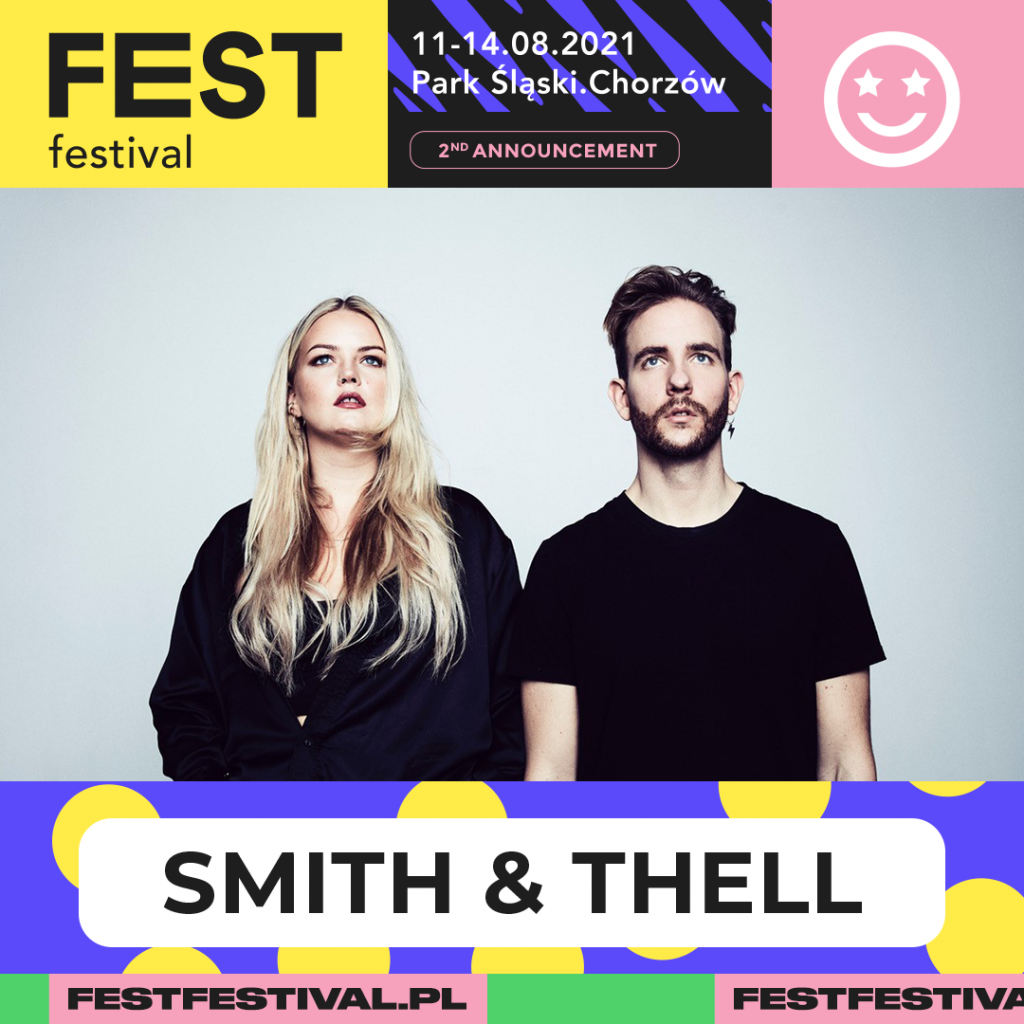 Smith & Thell na FEST Festival 2021
