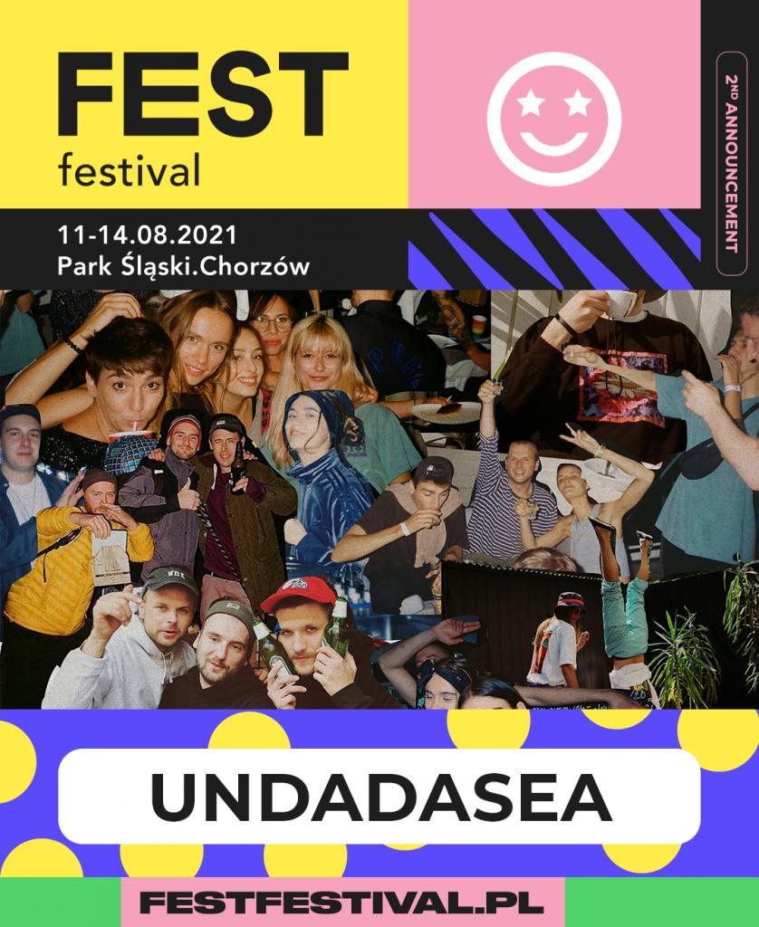Undadasea na FEST Festival 2021