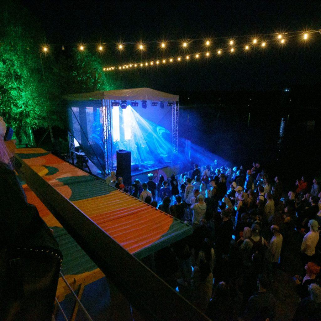 REJS najlepsze letnie miejscówki warszawa koncerty