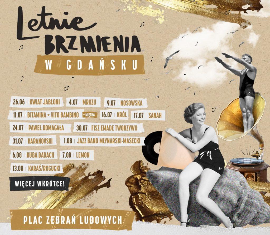Letnie Brzmienia w Gdańsku