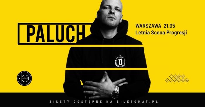 Paluch - Letnia Scena Progresji koncert w Warszawie