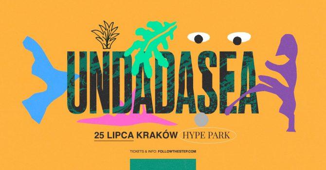 UNDADASEA • 25 lipca 2021 • Kraków