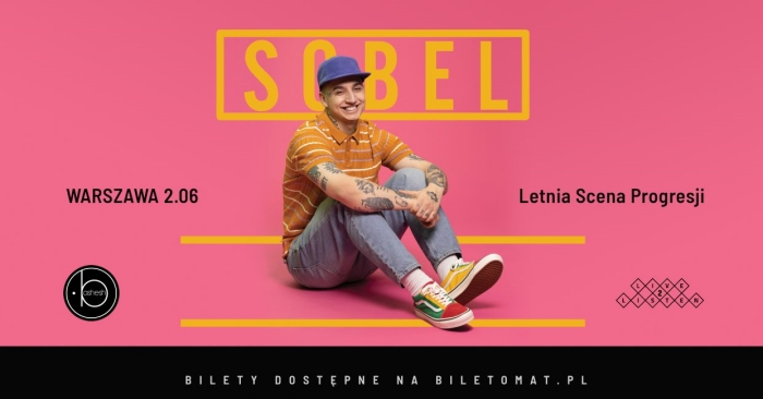 Sobel - Letnia Scena Progresji koncert w Warszawie