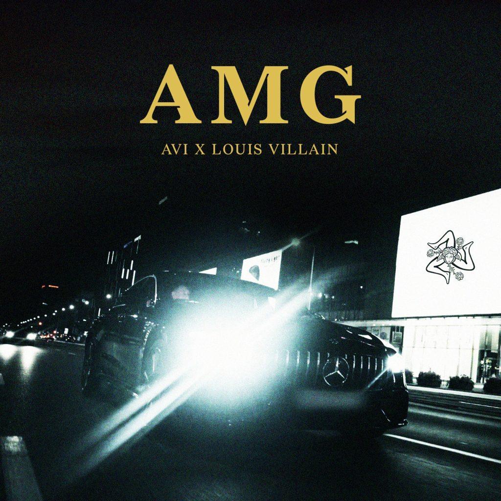 Avi i Louis Villain singiel AMG
