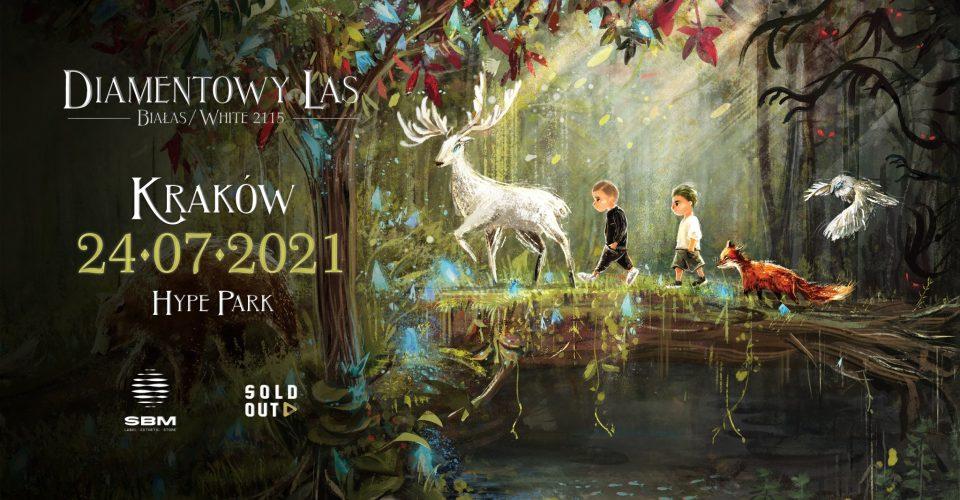 Białas & White 2115 / Diamentowy Las / Kraków