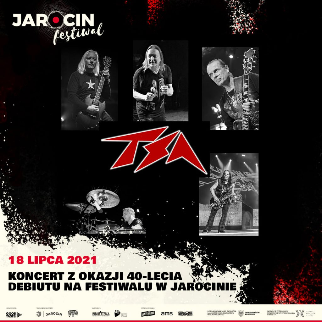 Jarocin Festiwal 2021 TSA bilety