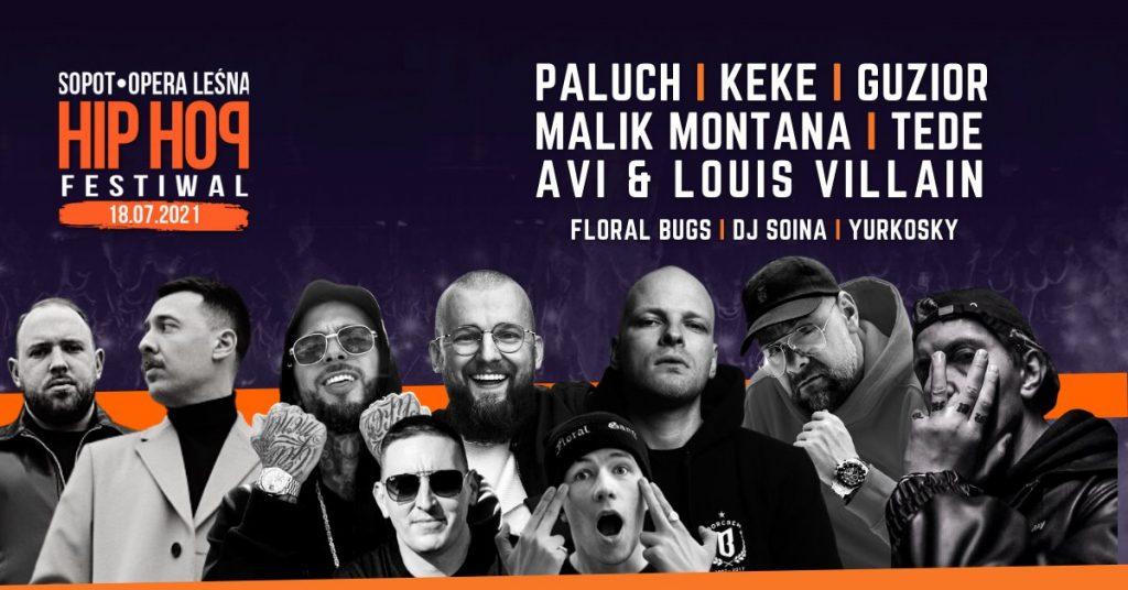 Sopot Hip Hop Festival 2021