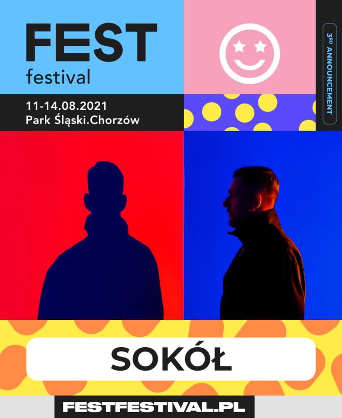 FEST Festival 2021 ogłoszenie Sokół