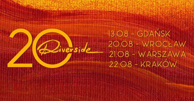 Riverside   20-lecie Riverside   Hype Park, Kraków