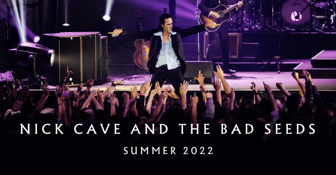 Nick Cave and The Bad Seeds wystąpią w Polsce i to nie jeden raz