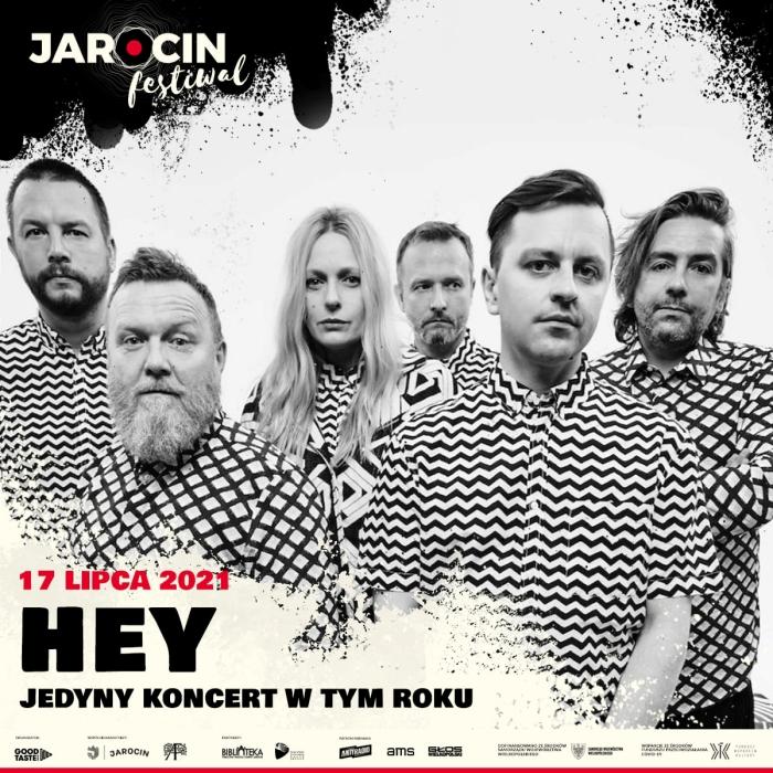 HEY koncert Jarocin Festiwal