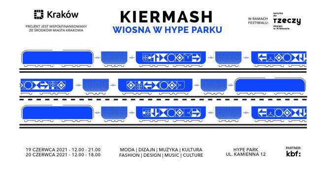 Kiermash // Wiosna w HYPE PARKU
