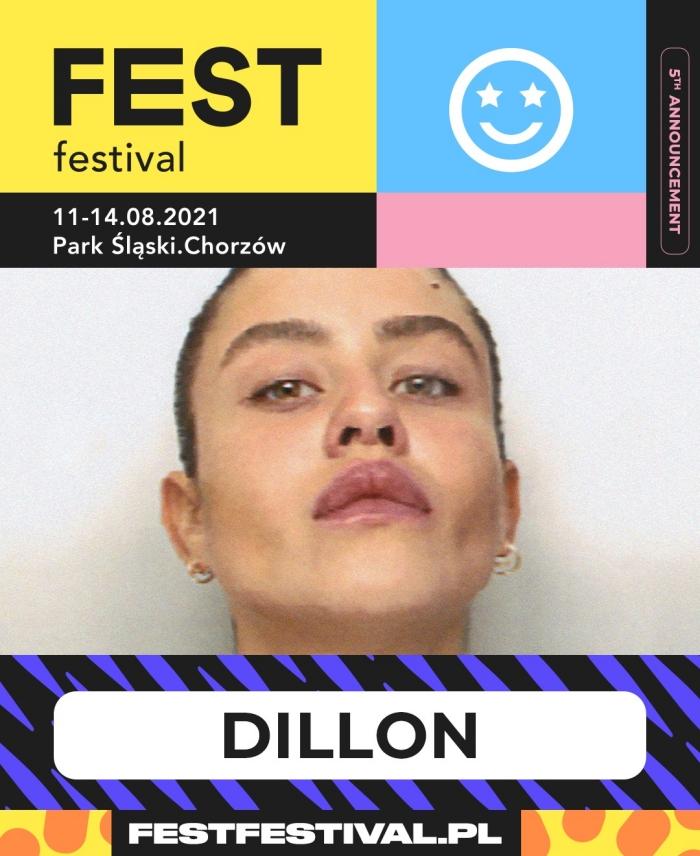Dillon na FEST Festival 2021