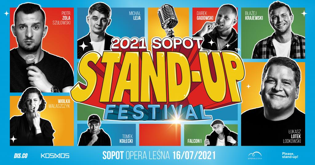 sopot stand-up festival bilety
