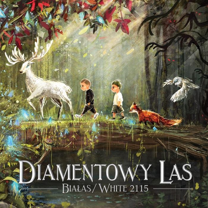 Białas, White 2115 - Diamentowy Las