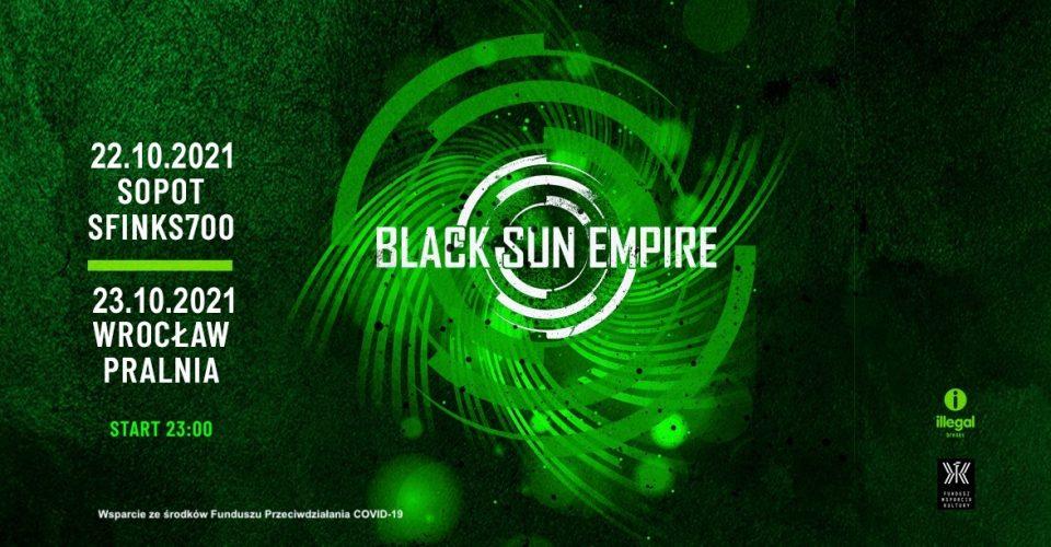 Black Sun Empire - Wrocław
