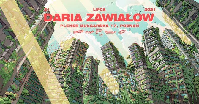 Daria Zawiałow - Poznań/ Betonowy Las