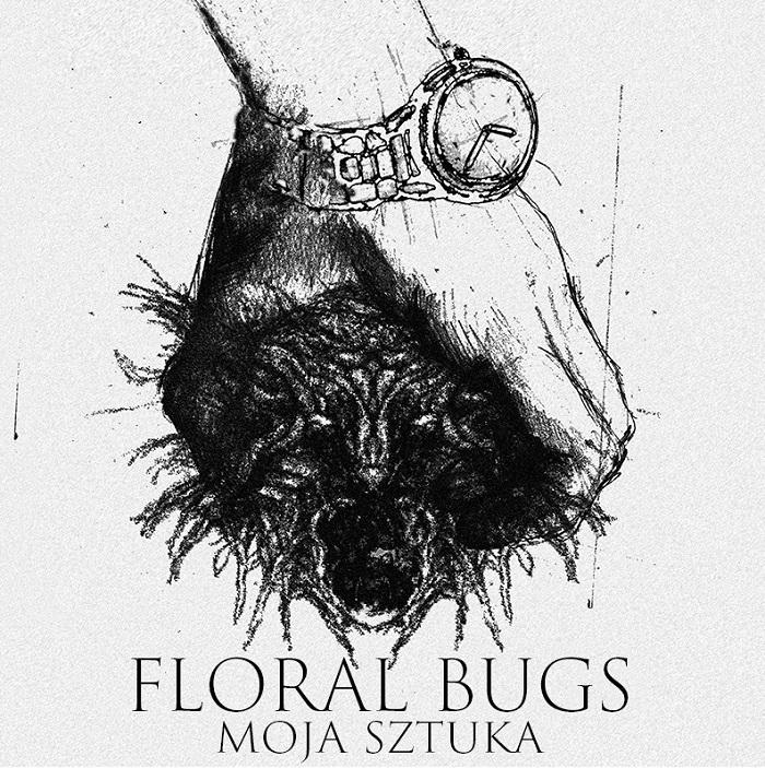Floral Bugs - Moja Sztuka - okładka