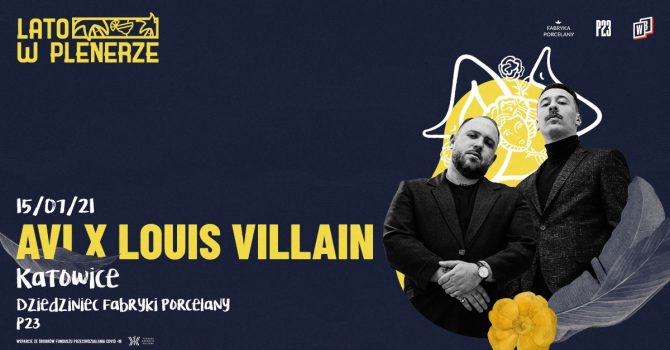 Lato w Plenerze | Avi x Louis Villain