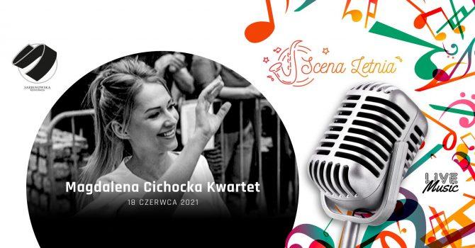 Magdalena Cichocka Kwartet – Sting na jazzowo!