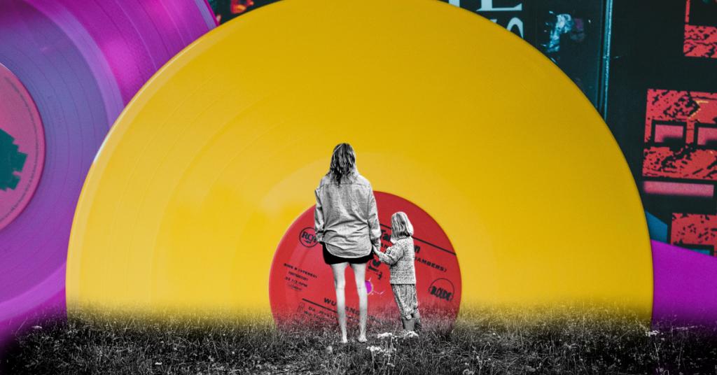 Dzień Matki TOP 10 albumów