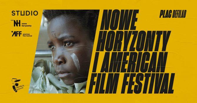 NOWE HORYZONTY i AMERICAN FILM FESTIVAL